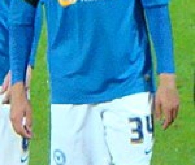 Le Playing For Peterborough United In