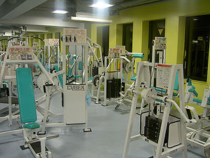 Exercise machines (284617740)