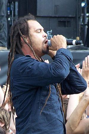 American musician Michael Franti