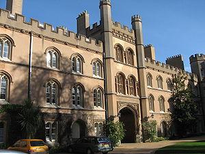 New Court, Trinity College, Cambridge