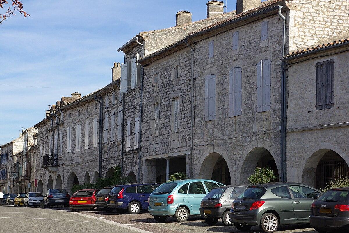 Castelnau Montratier Wikipdia