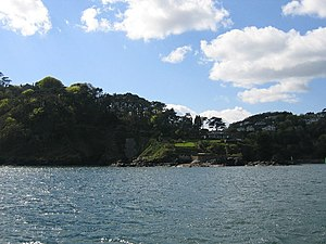 English: Stink Cove. The interestingly named S...