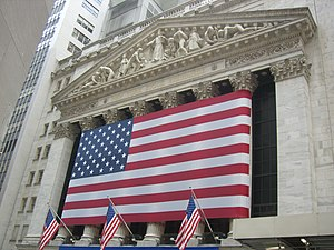 Wall Street, Manhattan, New York, USA