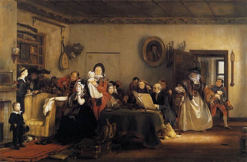 File:Wilkie, David - Reading the Will - 1820.jpg