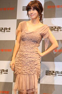 Yoo Sun (born Wang Yoo-sun on February 11, 1976)