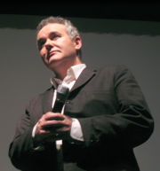 Adam Curtis at the San Francisco International Film Festival in 2005