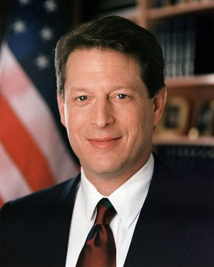 Al Gore, former Vice President of the United S...