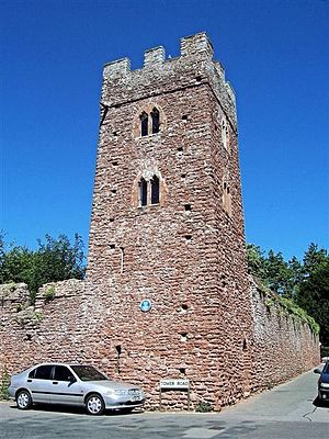 Coverdale Tower in Paignton.