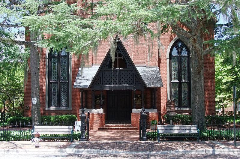 An Episcopal Church