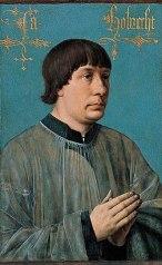 Jacob Obrecht? (omgeving Hans Memling?, 1496/7