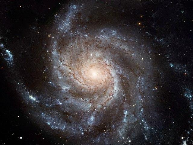 La Galassia Girandola M101