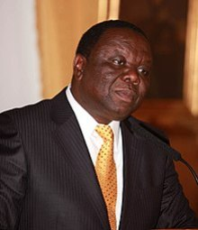 Morgan Tsvangirai led the MDC to growing success in opposing Mugabe's regime in the 2000 parliamentary election