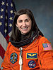 English: Astronaut Nicole Stott, mission speci...