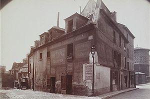 Montmartre, the Belle-Époque (late 19th centur...