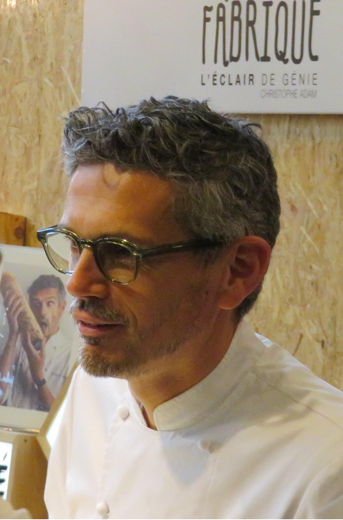 Christophe Adam Wikipdia