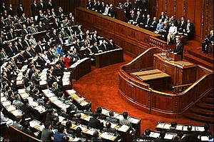 The Diet is Japan's national legislature, resp...