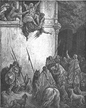 The Death of Jezebel (2Kings 9:22-33)