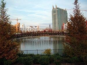 Location: Atlanta, GA, USA (central park in At...