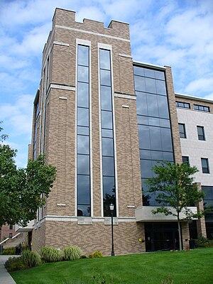 Brennan Hall, University of Scranton, at Scran...