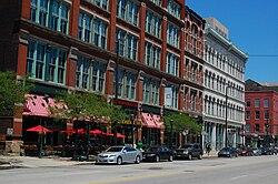 Downtown Cleveland Wikipedia