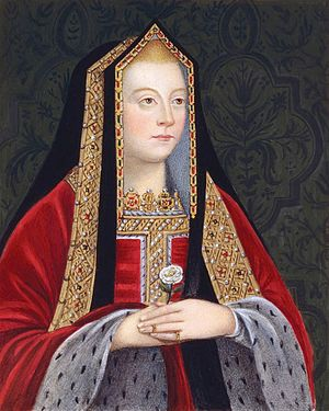 Double Portrait of Elizabeth of York and Henry...