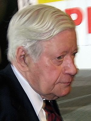 Helmut Schmidt Français : Helmut Schmidt
