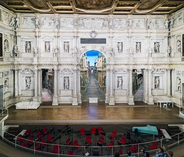 Teatro Olimpico - Wikipedia