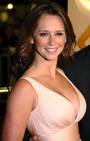Jennifer Love Hewitt, January 2008