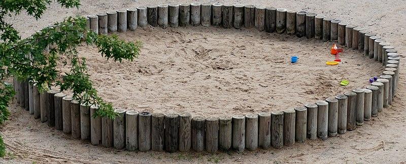 زمین شن بازی