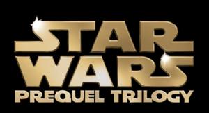 Français : Logo de la prélogie de Star Wars en...
