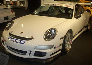 2009 Porsche 911 GT3 photographed at the 2009 ...