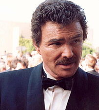 Burt Reynolds on the red carpet for the 43rd A...