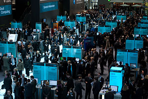 IBM @ CeBIT 2010, Hanover, Germany