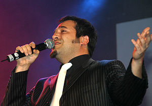 Laith Al-Deen in concert.