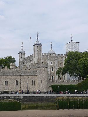 English: The Tower of London Français : La Tou...