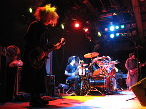 (the) Melvins live in concert
