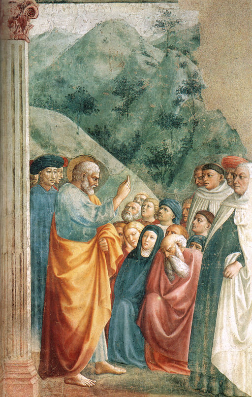 St. Peter Preaching 00