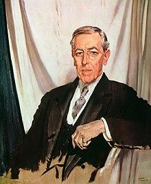 William Orpen Woodrow Wilson Jpg