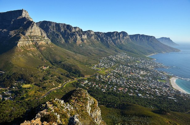 12 apoštolů, Kapské město - Twelve Apostles Cape Town - panoramio