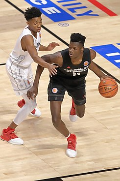 mohamed bamba,ncaa,orlando,longhorns,nba,magic