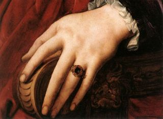File:Angelo Bronzino - Portrait of Lucrezia Panciatichi (detail) - WGA3267.jpg