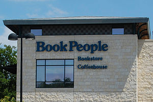 English: BookPeople is an independent Bookstor...