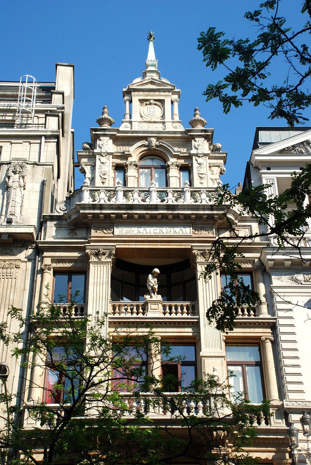 Concours darchitecture de la Ville de Bruxelles 1872