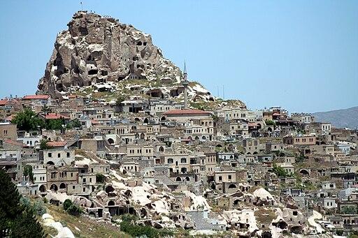 Cappadoce-Uchisar