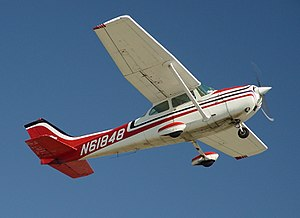 This Cessna 172 is the same make and model pla...