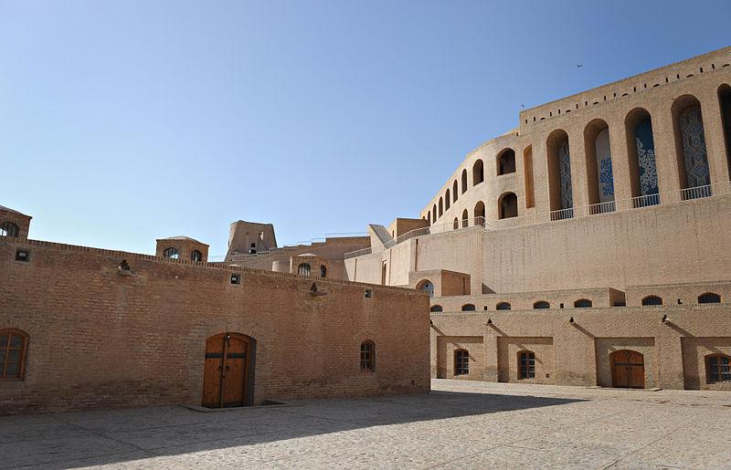 File:Citadel in Herat in 2011.jpg
