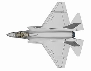This is a image of F-35 C Joint Strike Fighter