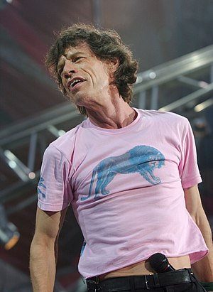 Mick Jagger - The Rolling Stones live at San S...