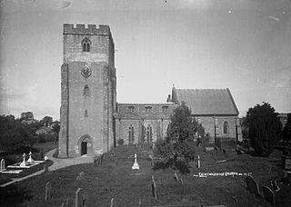 Leintwardine church
