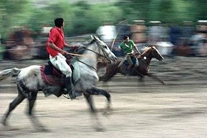 Polo in Pakistan